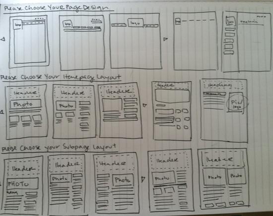 Four Steps to Effective Web Design - Digital Firefly Marketing