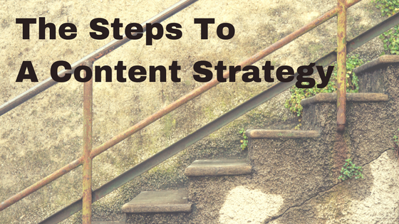 The Steps To A Killer Content Strategy