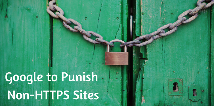 Google to Punish non-https sites