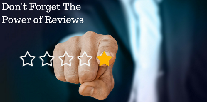 Leverage the power of popular review sites to leverage your biz.
