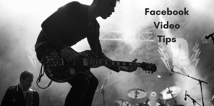 Rock your Facebook videos