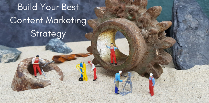 Does your content marketing strategy address new trends?